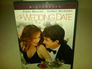 The Wedding Date DVD